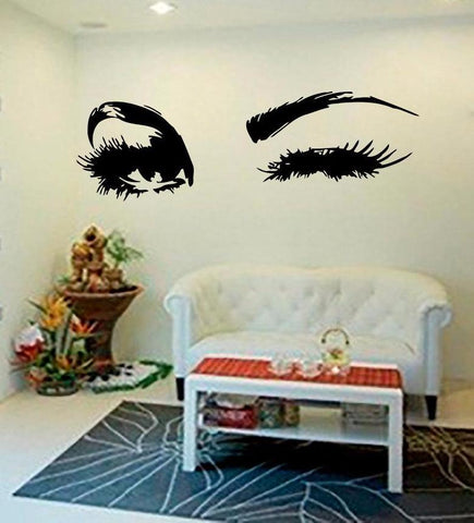 Wink-Wink Wall Decal