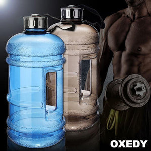 2.2 Liter Handled Water Bottle for Exercise (5 colors) 1