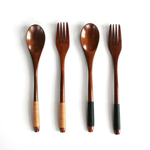 Wooden Utensils (2PCS/SET)