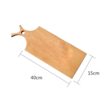 Durable Wooden Cutting Board (Black Walnut & Beech)