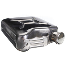 5oz Stainless Steel Gas Tank Flask with Funnel 5