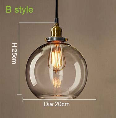pendant glass lighting. Pendant Glass Light Fixtures (amber Or Clear Glass, 6 Different Styles) Lighting D