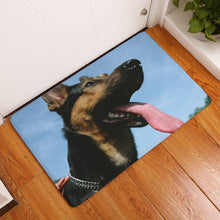 New Lifelike Leopard Wolf Dog Puppy Print Doormat Carpets Mats Floor Kitchen Bathroom Rugs 40X60 or 50x80cm