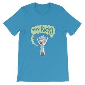 """Tiny Rick"" Rick and Morty Short-Sleeve T-Shirt"