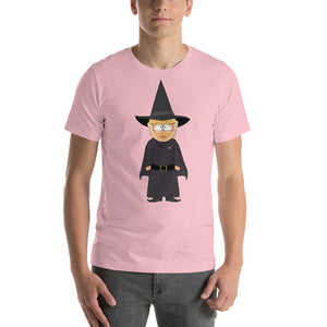Mr. Garrison Trump Witch Jack and Crack South Park Short-Sleeve Unisex T-Shirt