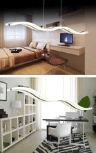Artistic Modern Acrylic Ceiling Lights with Remote (Adjusts Color and Brightness) 6