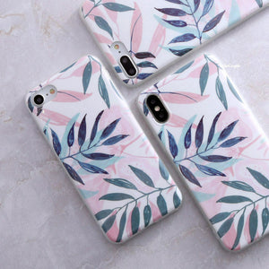 FREE SHIPPING TO USA - SoCouple For iphone 5s 5 SE 6 6s 8 6/7/8 plus X Granite Scrub Marble Stone image Painted Silicone Phone Case For iphone 7 case