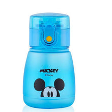 FREE SHIPPING - Disney Mickey Minnie Pink Blue Baby Cup for Infants Feeding Water Milk Leak Proof Drinking Cup Kawaii Bottle Portable Outdoor Kids