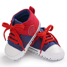 New Canvas Converse Baby Sneaker Sport Shoes For Girls Boys Newborn First Walkers Infant Toddler Soft Bottom Anti-Slip