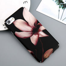 FREE SHIPPING TO USA - USLION Case For iPhone 6 Flower Cherry Tree Hard PC Phone Cases Candy Colors Leaves Print Cover Coque For iPhone 6 6s 7 8 Plus