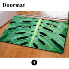 3D Non-Slip Animal & Nature Felt Mat 16