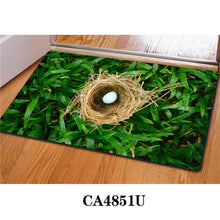 3D Non-Slip Animal & Nature Felt Mat 13