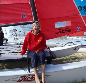 2019 -2020 VICTORIAN SHE SAILS AWARD WINNER, WENDY WILSON, SHARES HER INSIGHTS INTO HOW TO GET WOMEN INVOLVED IN SAILING