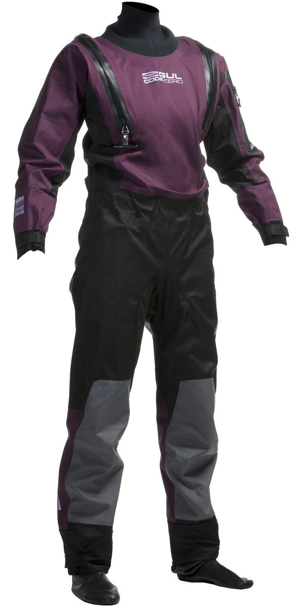 GUL Drysuit Code Zero Ladies U-Zip   GM0373