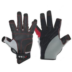 Gul EVO2 Pro Summer 3 Finger Sailing Glove -GL1290