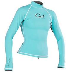 Gul Swami Womens Long Sleeve Lycra Rash Gaurd - RG0331
