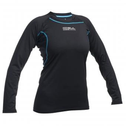 Code Zero Ladies Long Sleeve T-shirt - TA0006