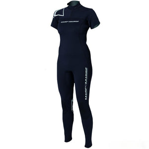 Magic Marine Womens Short Sleeve Wetsuit- Size M BLACK FRIDAY $72.00