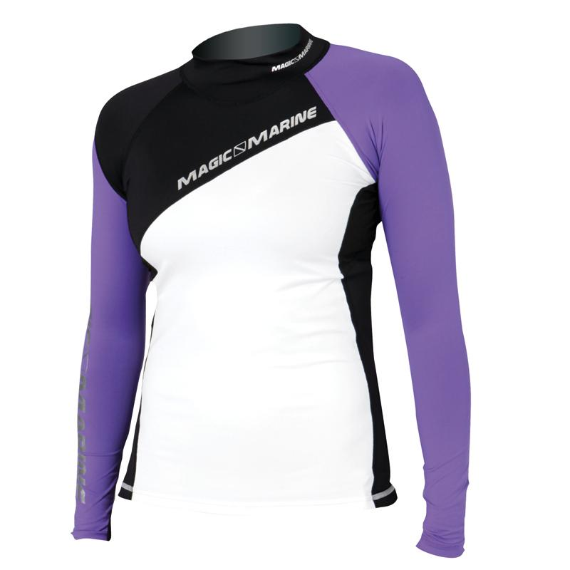 Magic Marine Energy Rash Vest Ladies