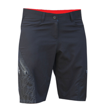 Code Zero Ladies Shorts - Quick dry and reinforced seat TA0008
