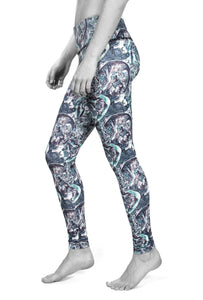 Olas leggings - Crystal Dream