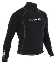 Gul Evotherm Junior Flatlock Long sleeve Rash Gaurd  AC0062