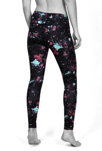 Olas leggings - Sacred Galaxy
