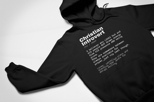 Christian Introvert Hoodie