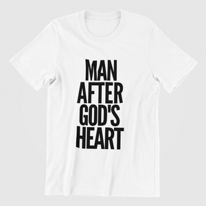 Man After God's Heart