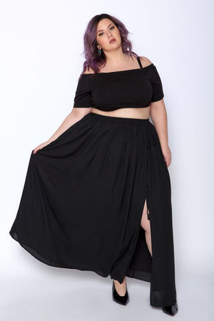Essential Maxi Skirt