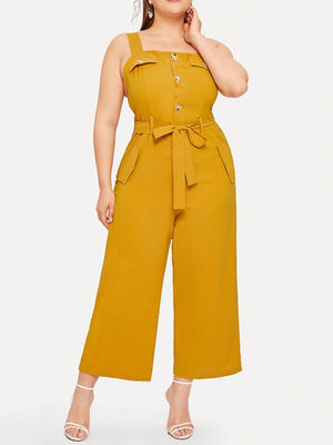 ANOI Office Lady Jumpsuit
