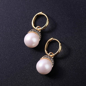 Diamante Korean Alloy Party Earrings