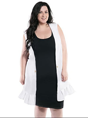 Jackson Sleeveless Duster