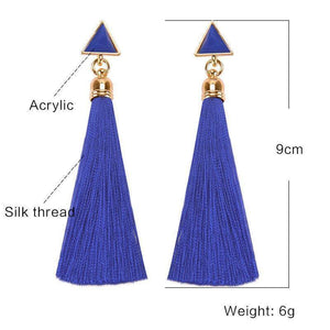 European Alloy Earrings