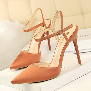 Ankle Strap Casual Sandals
