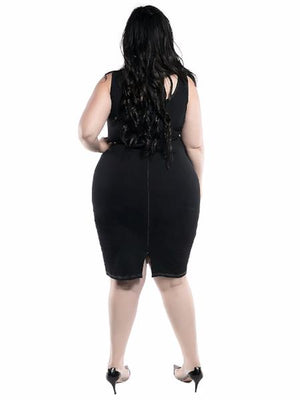 plus size bodycon