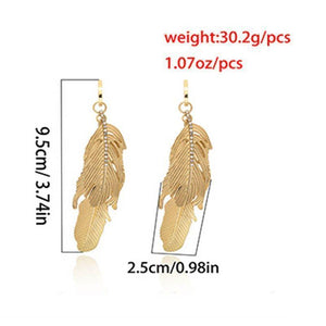 Alloy Sweet E-Plating Anniversary Earrings