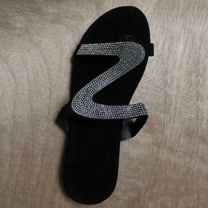 Plain Summer Slippers