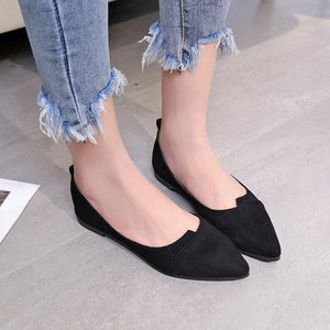 Low-Cut Upper Thin Shoes