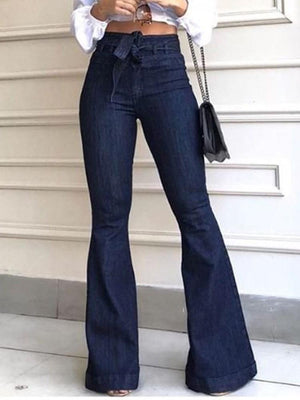 Bellbottoms High Waist Jeans