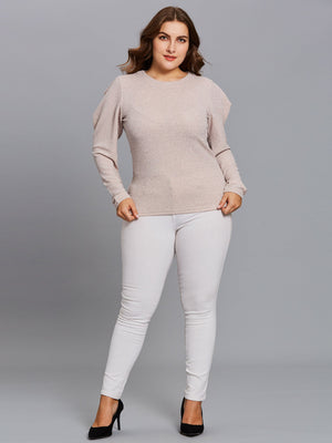 ANOI Long Sleeve Slim T-Shirt