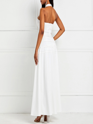 Full Length Slim Jumpsuit