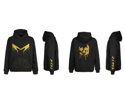 HODDIE MARES BLACK/GOLD