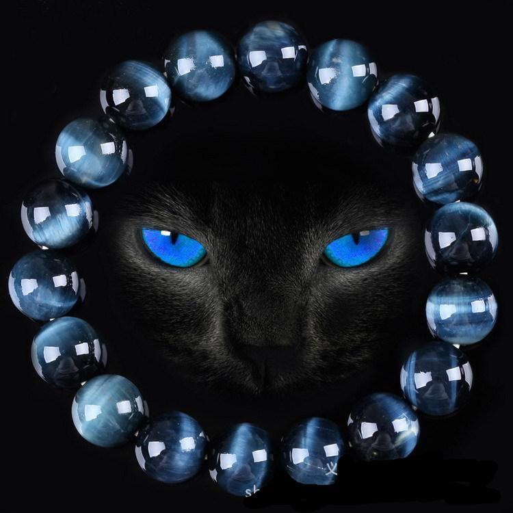 Blue Cat - Armband - LAMIVA.de