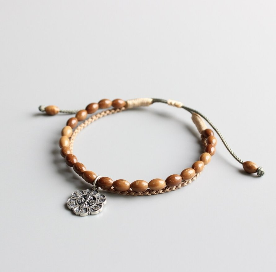 Chinese Mantra Luck - Armband - LAMIVA.de