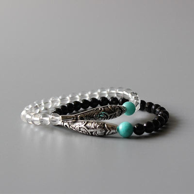 Happy Shadow Fish - Armband - LAMIVA.de - Yoga Schmuck - Spiritualität
