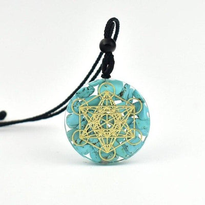 Orgon Metatron Power - Kette - LAMIVA.de
