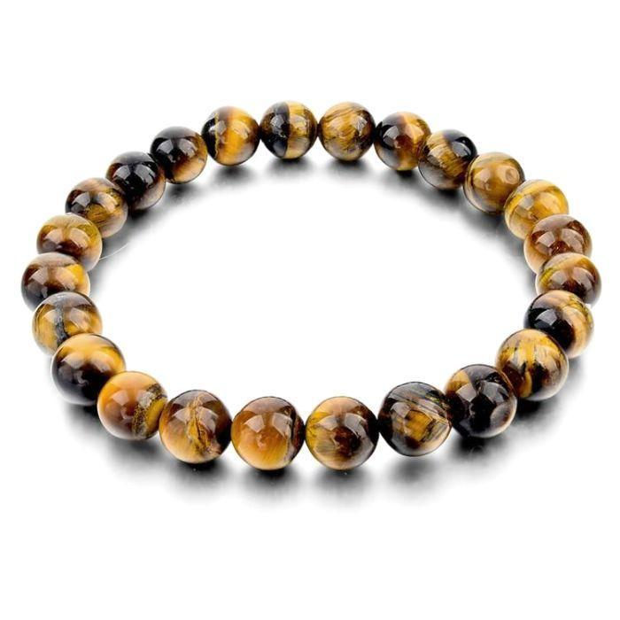 Tiger Eye - Armband - LAMIVA.de