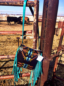 Rancho Arroyo Pendleton Wool Crossbody