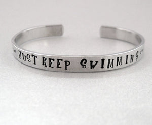 Finding Nemo Bracelet - Just Keep Swimming